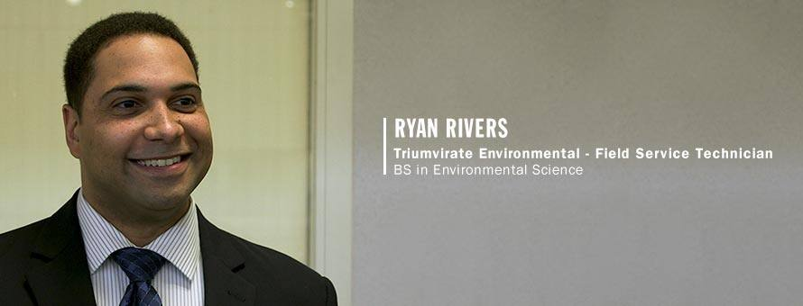 Career Exploration Program Lands Ryan Rivers in a New Industry